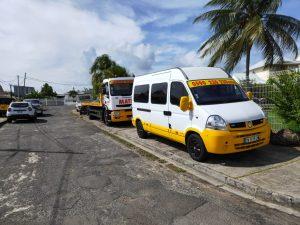 Dépannage de véhicules, enlèvement d'épaves, transport et assistance auto sur toute la Guadeloupe